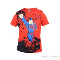 Puma Fun Superman Tee B Çocuk T-Shirt