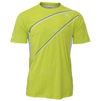 Wilson Win Big Crew İntense/Lime Erkek Tenis Kıyafeti