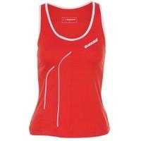 Babolat Tank Club Women Red Kadın Tenis Kıyafeti