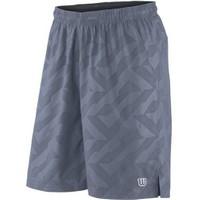 Wilson Pure Battle Short Grey Erkek Tenis Kıyafeti