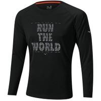 Mizuno J2ga5516-09 Drylite Run L/S Tee T-Shirt