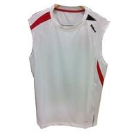 Wilson Performance Tank White/Red/Blue Erkek Tenis Kıyafeti