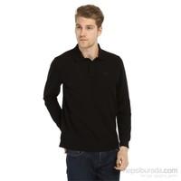 Sportive Max Erkek Uzun Kol Pike T-Shirt