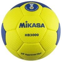 Mikasa Dikişli 3 No Deri Ihf Onaylı Hentbol Topu