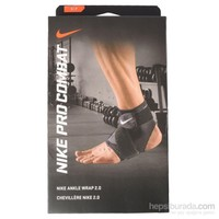 Nike Pro Combat Ankle Wrap 2.0 Ayak Bilekliği (L)