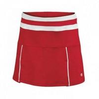 Wilson Team Skırt Red Kadın Tenis Kıyafeti