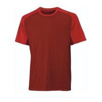 Wilson Crew Neck Terra/Red Erkek Tenis Kıyafeti