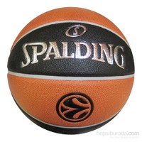 Spalding Tf1000 Euroleague Fıba Onaylı Deri 7 No Basketbol Topu