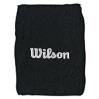 Wilson Nakışlı Bileklik Çiftli Siyah wra5600307000