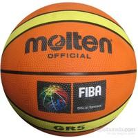 Molten Bgr5 Fıba Onaylı Kauçuk 5 No Basketbol Topu