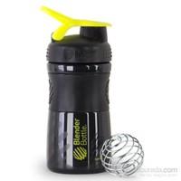 Blender Bottle Shaker 550 Ml Siyah Renk