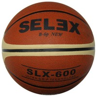 Selex Slx600 Kauçuk 6 No Basketbol Topu
