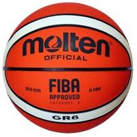 Molten Bgr6 Oı Fıba Onaylı Kauçuk 6 No Basketbol Topu