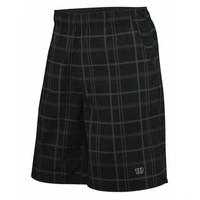 Wilson Rush 10 Plaid Short Black Erkek Tenis Kıyafeti