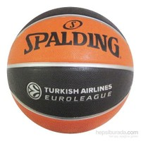 Spalding Tf150 Euroleague Kauçuk 7 No Basketbol Topu