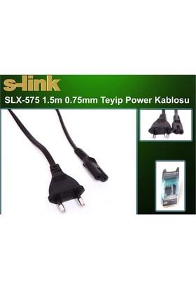 S-Link Slx-575 1.5M 0.75Mm Teyp Power Kablosu