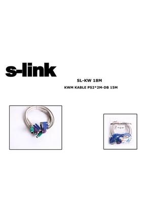 S-Link Sl-Kw18m Kwm Swich Kablosu