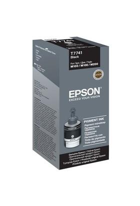Epson T7741 M100-M105-M200 140 Ml Siyah Mürekkep