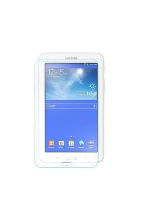 Cep Market Samsung Galaxy Tab 3 T113 Kırılmaz Cam Ekran Koruyucu - Tempered Glass