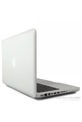 """Apple Macbook Pro 13"""" Beyaz Kılıf CMP-133W"""