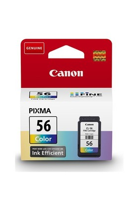 Canon CL-56 Renkli Mürekkep Kartuşu