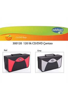 Addison 300120 120 Lik Cd Çantası