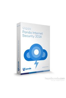 Panda Internet Security 2016 3Pc, 1 Yıl