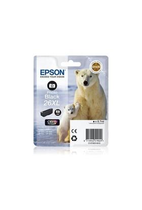 Epson C13t26314020 Photo Black-26Xl-Exprss Xp-600, Xp-700,Xp-800