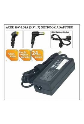 Acer Ad63 19V-1.58A (5.5*1.7) Netbook Adaptörü