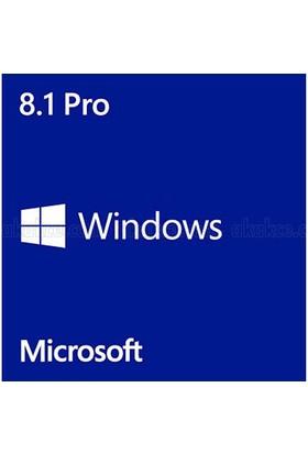 Microsoft Windows 8.1 Pro 64Bit TR OEM (FQC-06995)