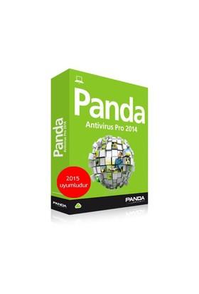 Panda Antivirüs Pro 2014 1Pc 1Yıl