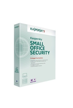 Kaspersky Small Office 3 2 Server + 15 PC + 15 Mobil 1 Yıl
