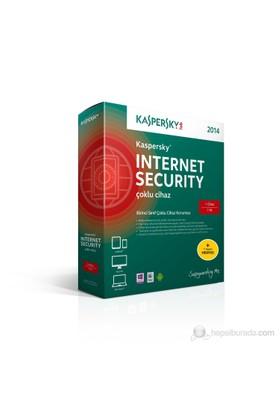 Kaspersky Internet Security 2014 2 Kullanıcı 1 Yıl (2016 Sürümüne Yükseltilebilir)