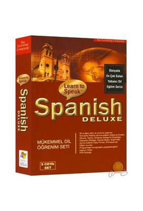 Broderbund Learn To Speak Spanish 9 Dlx (382160)