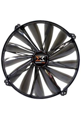 Xigmatek XLF-F2004 200x200x20mm Işıklı Kasa Fanı