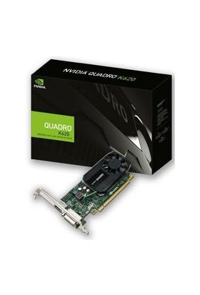 PNY Nvidia Quadro K620 2GB 128Bit DDR3 (DX11) PCI-E 2.0 Ekran Kartı (VCQK620-PB)