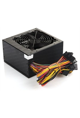 Dark Force Serisi 600W 3xSATA, 3xIDE 6+2Pin PCI-E Power Supply (DKPS600S1)
