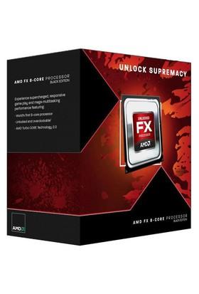 Amd FX-9370 4.4GHz Soket AM3+ İşlemci