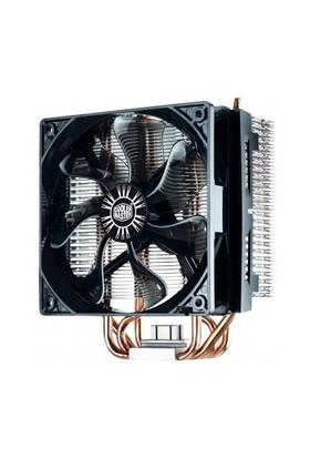 Cooler Master Hyper T4 Intel 2011/1366/1156/1155/775 AMD FM1/AM Serisi Uyumlu AM4 CPU Soğutucusu (RR-T4-18PK-R1)