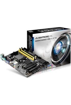 Asrock 960GC-GS FX AMD 760G DDR2+DDR3 1333MHz Soket AM3+ mATX Anakart
