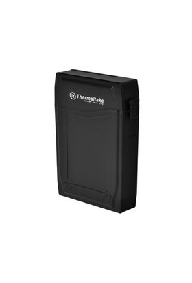 "Thermaltake HARMOR 3.5"" Korumalı Siyah HDD kutusu (ST0033Z)"