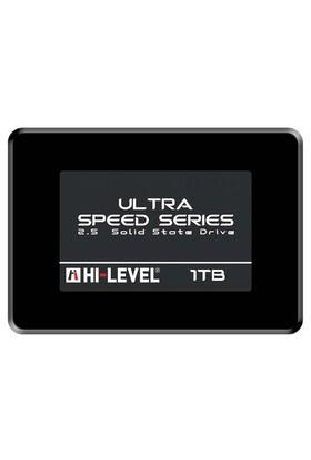 """Hi-Level Ultra 1TB 550MB-500MB/s 2,5"""" Sata3 SSD HLV-SSD30ULT/1T + Aparat"""