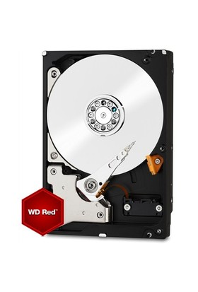 WD Red 4TB Intellipower Sata 3.0 64Mb 3,5' 1-8 yuva NAS Sabit Disk (WD40EFRX)