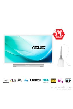 "Asus PT201Q 19.5"" 5ms (HDMI+Display) Full HD IPS Dokunmatik Led Monitör"
