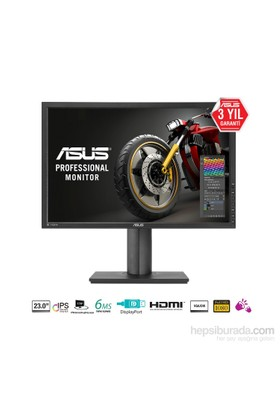 "Asus PA238Q 23"" 6ms (Analog+DVI+HDMI+Display) Full HD Led Monitör"