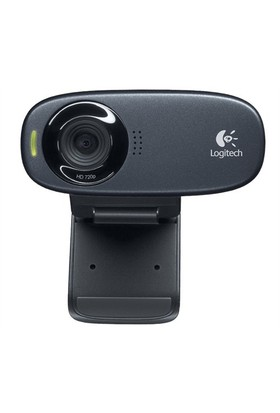 Logitech C310 SIYAH HD Webcam 960-001065 V-U0015