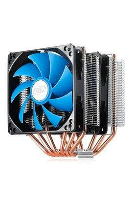 Deep Cool Neptwin Soket Intel ve AMD 120x120x26mm (2 adet) Fanlı İşlemci Soğutucusu