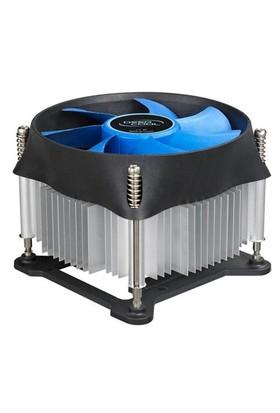 Deep Cool Theta 20 PWM Intel Soket LGA1156/LGA1155/LGA1150/LGA1151 100x25mm Fanlı İşlemci Sogutucusu
