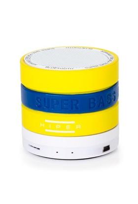 Hiper BT-30Y Bluetooth Super Bass Speaker