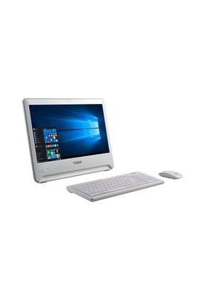 """Casper NAB.N284-4C05X 2,58 Ghz 4 GB 128 GB 18,5"""" Freedos All In One Bilgisayar"""
